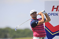 Jon Rahm (ESP) on the 13th tee during Round 1 of the HNA Open De France at Le Golf National in Saint-Quentin-En-Yvelines, Paris, France on Thursday 28th June 2018.<br /> Picture:  Thos Caffrey | Golffile
