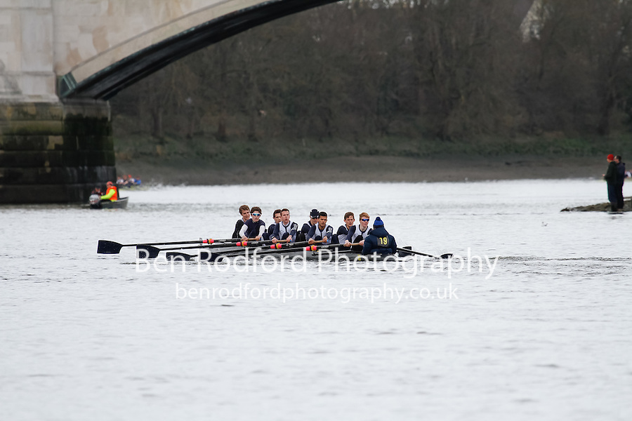 Crew: 19 - Oxford University Lightweight - IM1<br /> <br /> Quintin Head 2017<br /> <br /> To purchase this photo, or to see pricing information for Prints and Downloads, click the blue 'Add to Cart' button at the top-right of the page.