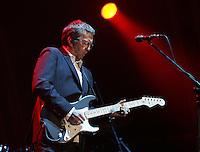 PHOTO &copy;  Stephen Daniels 19/05/2007<br /> Countryside Rocks concert at Highclere Castle, Newbury, Berkshire.<br /> Eric Clapton