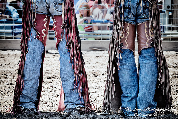 Cowboys in fringed chaps Cowboy Photos, riding,roping,horseback