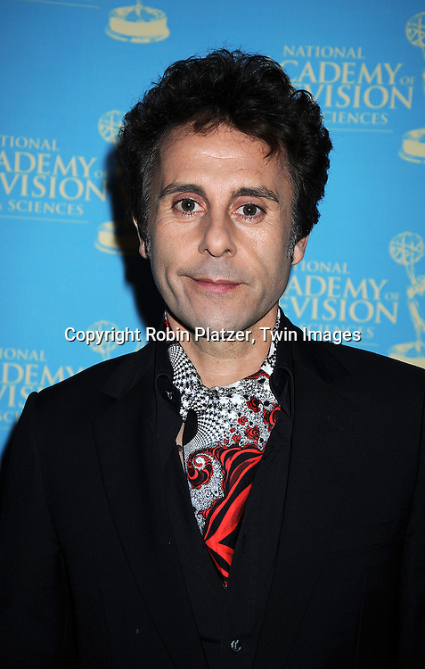 Peter Ishkhans..posing for photographers at The 35th Annual Creative Arts & Entertainment Daytime Emmy Awards on June 13, 2008 at Rose Hall in Lincoln Center in New York City.....Robin Platzer, Twin Images