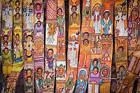The Priests of Lalibela in Ethiopia