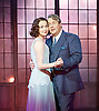 Mack and mabel <br /> Music and Lyrics by JERRY HERMAN Book by MICHAEL STEWART<br /> at the Festival Theatre, Chichester, Great Britain <br /> Press photocall <br /> 20th July 2015 <br /> <br /> <br /> Michael Ball as Mack Sennett<br /> <br /> Rebecca LaChance as Mabel Normand <br /> <br /> Anna-Jane Casey as Lottie Ames <br /> <br /> <br /> <br /> Book revised by FRANCINE PASCAL<br /> <br /> <br /> Photograph by Elliott Franks <br /> Image licensed to Elliott Franks Photography Services