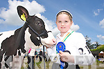 Aisling Harty Kerryhead  at the kingdom county fair at Ballybeggan park, Tralee on Sunday.