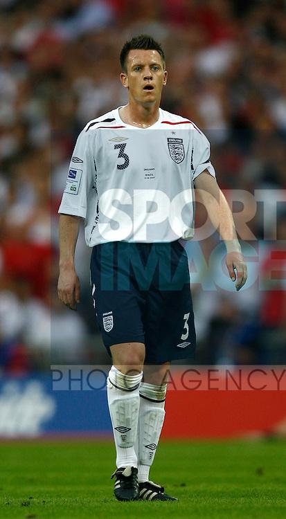 England's Nicky Shorey..International Friendly..England v Brazil..1st June, 2007..--------------------..Sportimage +44 7980659747..admin@sportimage.co.uk..http://www.sportimage.co.uk/