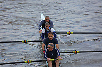 Crew: 122  Weybridge  G 4-<br /> <br /> Veteran Fours Head 2018<br /> <br /> To purchase this photo, or to see pricing information for Prints and Downloads, click the blue 'Add to Cart' button at the top-right of the page.