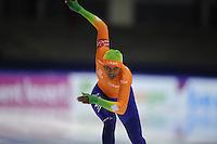 SCHAATSEN: HEERENVEEN: IJsstadion Thialf, 16-11-2012, Essent ISU World Cup, Season 2012-2013, Div-B 1st 500m Ladies, winner Anice Das (NED), ©foto Martin de Jong