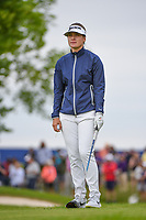 Hannah Green (AUS) looks over her tee shot on 2 during the round 3 of the KPMG Women's PGA Championship, Hazeltine National, Chaska, Minnesota, USA. 6/22/2019.<br /> Picture: Golffile | Ken Murray<br /> <br /> <br /> All photo usage must carry mandatory copyright credit (© Golffile | Ken Murray)