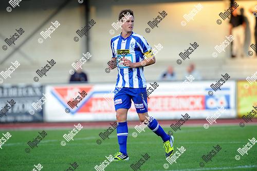 2012-09-04 / Voetbal / seizoen 2012-2013 / KV Turnhout / Ken Spies..Foto: Mpics.be