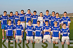 Laune Rangers team that played Austin Stacks in Killorglin on Friday evening.
