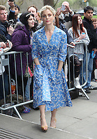 Emilia Fox arriving for the TRIC Awards 2014, at Grosvenor House Hotel, London. 11/03/2014 Picture by: Alexandra Glen / Featureflash