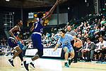 Tulane downs Alcorn State, 81-65.