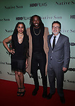 Red Carpet Screening Event HBO Native Son