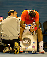 ..International Tennis - Australian Open Tennis -  Tues 26  Jan 2010 - Melbourne Park - Melbourne - Australia ..© Frey - AMN Images, 1st Floor, Barry House, 20-22 Worple Road, London, SW19 4DH.Tel - +44 20 8947 0100.mfrey@advantagemedianet.com