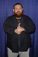 MIAMI BEACH, FL - JULY 05: Nick Frost at Florida Supercon held at the Miami Beach Convention Center on July 5, 2019 in Miami Beach, Florida.<br /> CAP/MPI04<br /> ©MPI04/Capital Pictures