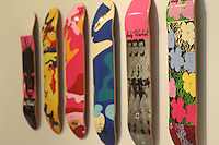 andy warhol skateboards