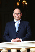 Prince Albert II of Monaco attends the Sainte Devote Procession - Monaco