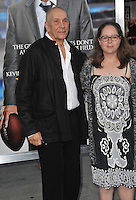 Frank Langella at the Los Angeles premiere of his movie &quot;Draft Day&quot; at the Regency Village Theatre, Westwood.<br /> April 7, 2014  Los Angeles, CA<br /> Picture: Paul Smith / Featureflash
