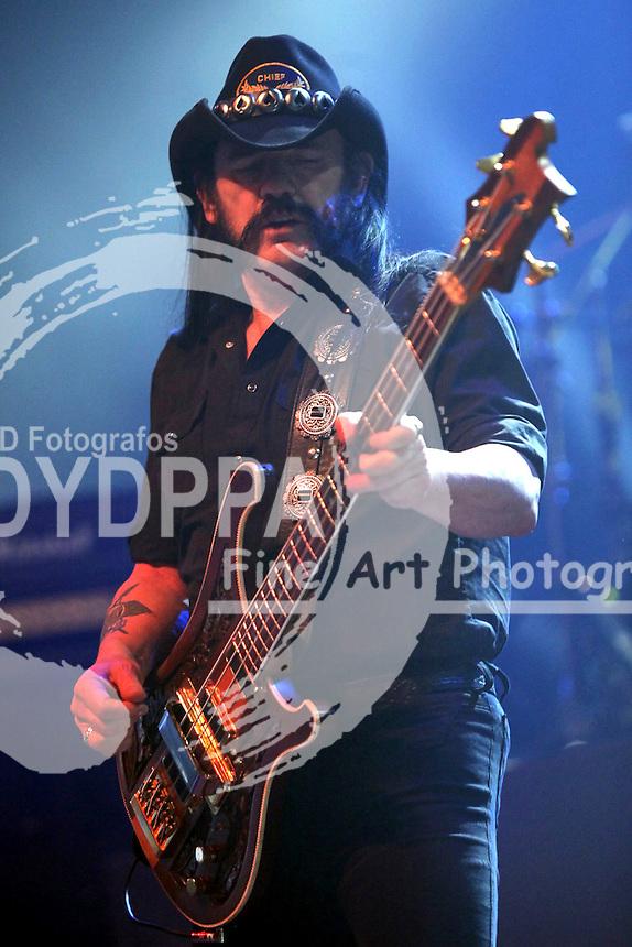 Motörhead Konzert in der Arena Treptow, Berlin