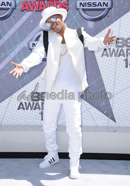 26 June 2016 - Los Angeles. Silento. Arrivals for the 2016 BET Awards held at the Microsoft Theater. Photo Credit: Birdie Thompson/AdMedia