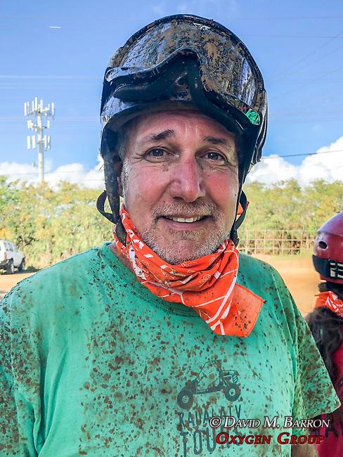 David After Mud Buggie Ride
