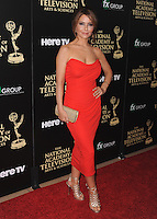 BEVERLY HILLS, CA - JUNE 22:  Lisa LoCicero at the 41st Annual Daytime Emmy Awards at the Beverly Hilton Hotel on June 22, 2014 in Beverly Hills, California. SKPG/MPI/Starlitepics
