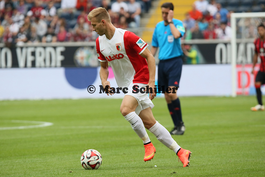Ragnar Klavan (Augsburg) - Eintracht Frankfurt vs. FC Augsburg, Commerzbank Arena