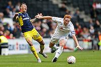 MK Dons v Oxford United 17.09.2016