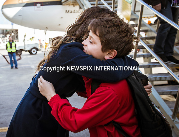 14.02.2017; Amman, Jordan: QUEEN RANIA<br />