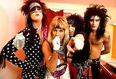 Feb 14, 1986: MOTLEY CRUE - Theatre of Pain Tour - Odeon Hammersmith London