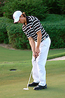 WINDEMERE, FL - OCTOBER 24:  Jordan Cox of the Stanford Cardinal during the Isleworth Collegiate on October 24, 2009 in Windemere, Florida.