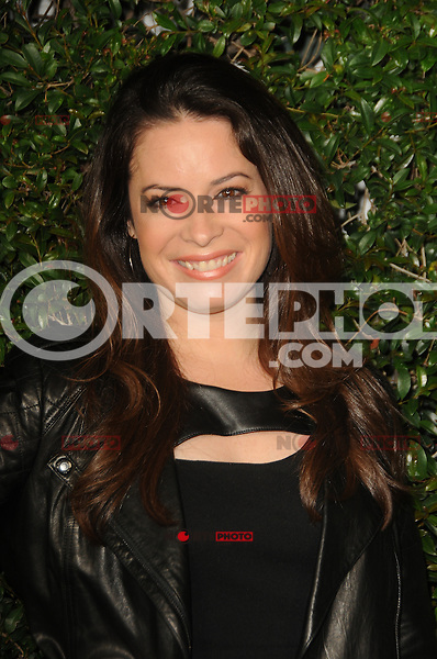 Holly Marie Combs at the ABC Family West Coast Upfronts party at The Sayers Club on May 1, 2012 in Hollywood, California. © mpi35/MediaPunch Inc.