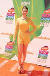 LOS ANGELES, CA- JULY 17: Actress Kira Kosarin attends Nickelodeon Kids' Choice Sports Awards 2014 at Pauley Pavilion on July 17, 2014 in Los Angeles, California.