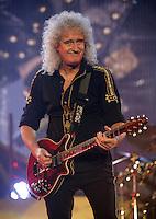 Queen & Adam Lambert - Sheffield Arena 2015