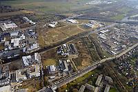 Schleusengraben suedlich der Glasblaeserhoefe: EUROPA, DEUTSCHLAND, HAMBURG, BERGEDORF (EUROPE, GERMANY), 17.02.2016 Schleusengraben suedlich der Glasblaeserhoefe