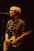 TOM PETTY, LIVE, 1981, NEIL ZLOZOWER