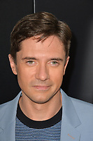 Topher Grace at the Los Angeles premiere of &quot;BlacKkKlansman&quot; at the Academy's Samuel Goldwyn Theatre, Beverly Hills, USA 08 Aug. 2018<br /> Picture: Paul Smith/Featureflash/SilverHub 0208 004 5359 sales@silverhubmedia.com