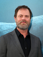 HOLLYWOOD, CA - August 6: Rainn Wilson, at Warner Bros. Pictures And Gravity Pictures' Premiere Of &quot;The Meg&quot; at TCL Chinese Theatre IMAX in Hollywood, California on August 6, 2018. <br /> CAP/MPI/FS<br /> &copy;FS/MPI/Capital Pictures