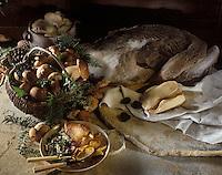 Europe/France/Aquitaine/24/Dordogne : Foie gras, confit et truffes