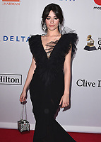 NEW YORK - JANUARY 27:  Camila Cabello at the 2018 Clive Davis Pre-Grammy Gala at the Sheraton New York Times Square on January 27, 2018 in New York, New York. (Photo by Scott Kirkland/PictureGroup)