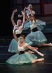 "First Performance for ""Cinderella"", the 2014 Annual Recital by the Cary Ballet Conservatory."