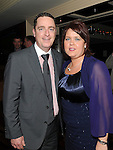 Dan and Loretta Rice pictured at the O'Raghalligh's dinner dance in the Westcourt hotel. Photo: Colin Bell/pressphotos.ie