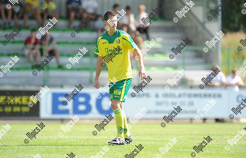 2012-07-22 / Voetbal / seizoen 2012-2013 / Witgoor Dessel / Jef Van der Veken..Foto: Mpics.be
