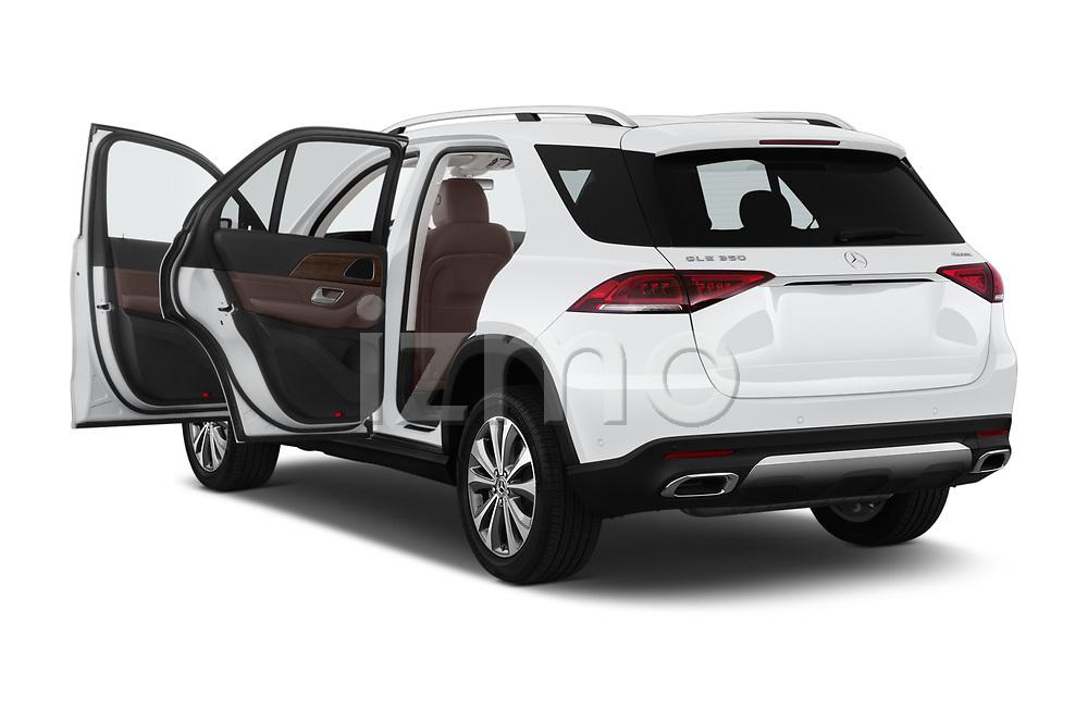 Car images of 2020 Mercedes Benz GLE 350 5 Door SUV Doors