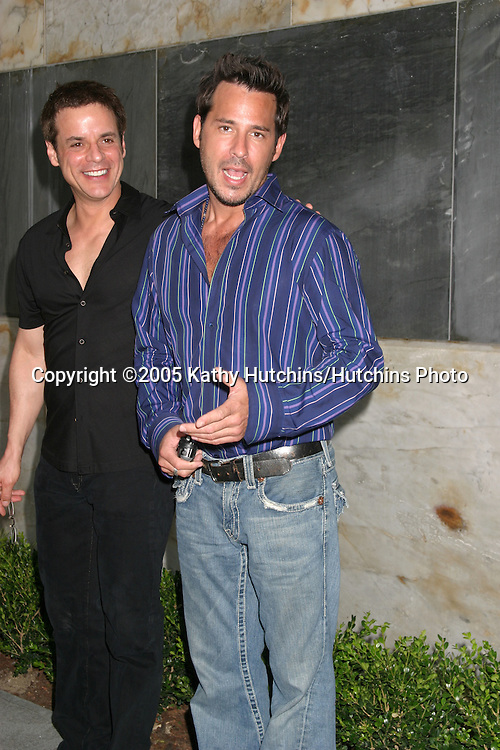 Ricky Paull Goldin (Guiding Light).CBS TCA Summer Press Tour Party.(TCA = Television Critics Association).Los Angeles, CA.July 19, 2005.©2005 Kathy Hutchins / Hutchins Photo