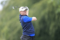 Eanna Griffin (Waterford) during the first round at the Mullingar Scratch Trophy, the last event in the Bridgestone order of merit Mullingar Golf Club, Mullingar, West Meath, Ireland. 10/08/2019.<br /> Picture Fran Caffrey / Golffile.ie<br /> <br /> All photo usage must carry mandatory copyright credit (© Golffile | Fran Caffrey)