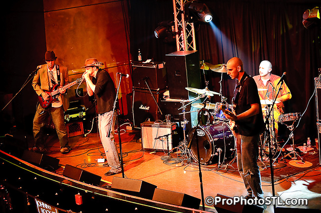 Ruby Dog in concert at Voodoo Lounge of Harrah's Casino in Maryland Heights, MO on Nov 6, 2009.