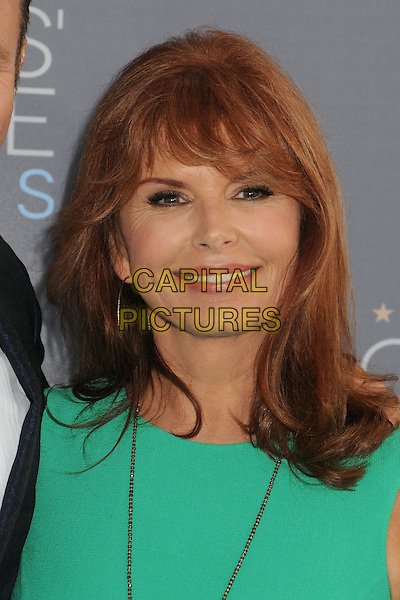 17 January 2016 - Santa Monica, California - Roma Downey. 21st Annual Critics' Choice Awards - Arrivals held at Barker Hangar. <br /> CAP/ADM/BP<br /> &copy;BP/ADM/Capital Pictures