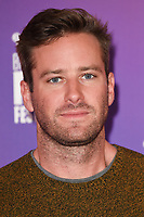 Armie Hammer<br /> at the London Film Festival 2017 photocall for the film &quot;Call Me by Your Name&quot; at the Mayfair Hotel, London<br /> <br /> <br /> &copy;Ash Knotek  D3326  09/10/2017