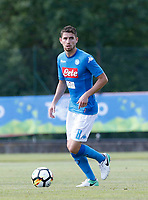 Jorginho  during a preseason friendly soccer match against Aunania in Dimaro's Stadium   {today0} July 2017
